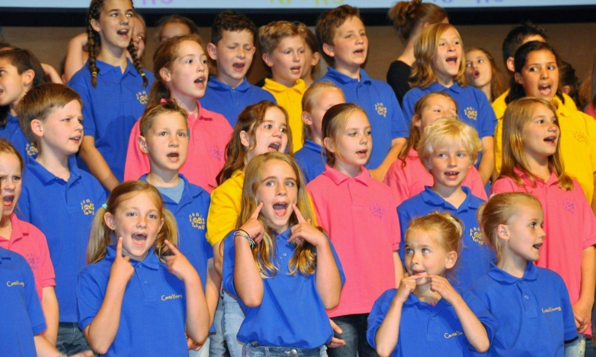 Zingen, lekker belangrijk!